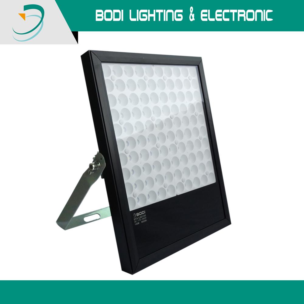 200W LED超薄防水系列投光灯  波迪光电
